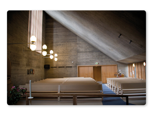 arkitekt peterskyrkan